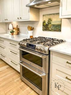Revere Pewter Kitchen Cabinets - Painted by Kayla Payne Revere Pewter Kitchen, Ikea Sinks, Bathroom Sinks, Interior Door Colors, Cabinet Paint Colors, Painting Kitchen Cabinets, Oak Cabinets, Cupboards, Kitchen Wall Colors
