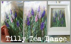 Tilly Tea Dance: WOYWW - working on new designs