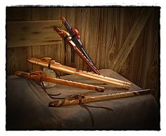 Fire Flutes, Native American Flutes. Gorgeous looking flutes!