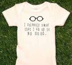 Harry Potter onsie!
