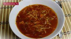 Szybka zupa pomidorowa Chili, Cooking, Youtube, Food, Kitchen, Chile, Essen, Meals, Chilis