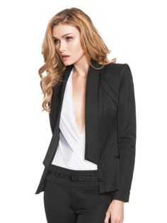 GUESS by Marciano Women's Mina Blazer « Clothing Adds Anytime