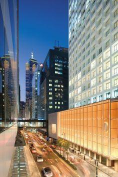 The Landmark Mandarin Oriental, Hong Kong, China is the FHRNews #luxury #hoteloftheday for Saturday, March 12.
