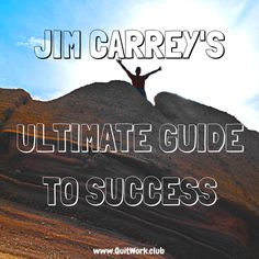 https://quitwork.club/success/jim-carreys-guide-success/  In this video Jim Carrey reveals the ultimate secrets to success. As one of the most well-known household names in comedy amongst other highly successful traits, he certainly knows a thing or two about how to reach your goals. He of course lends comedic value to his speech here but the overall...  #Inspiration, #Mindset, #Motivation, #Success
