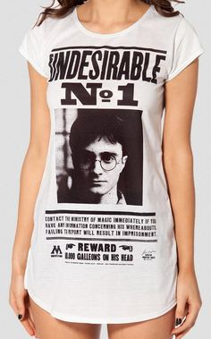 EAST KNITTING T9 Harry Potter Undesirable GFT Women Cartoon short sleeve T  shirts For Summer S M L a2ee214990f5