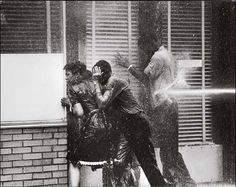 Selma, Ala. 1964...such sickening mistreatment of human beings!!! It makes me long to step through time & hug them.