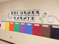 Recorder Karate ideas.  ♫  CLICK through to read more or repin for later!  ♫