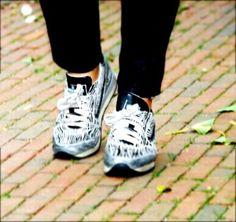 Sneakers zijn hip, hipper, hippest!  Binnenkort te koop!