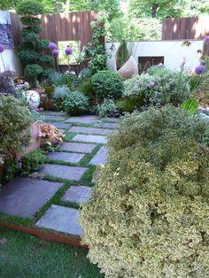 allées-de-jardin-allée-en-gravier-naturel   Allées de jardin ...