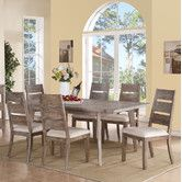 Found it at Wayfair - Viewpoint 7 Piece Dining Table Set