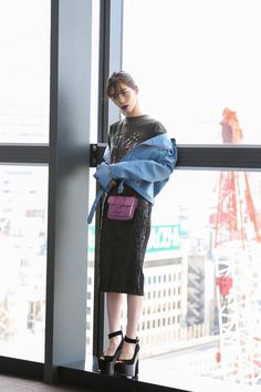 ストリートスナップ渋谷 - 宮本 彩菜さん - BOTTEGA VENETA, vintage, ボッテガ・ヴェネタ, ヴィンテージ