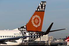Fiji Airways Boeing 737-8X2 @ SYD