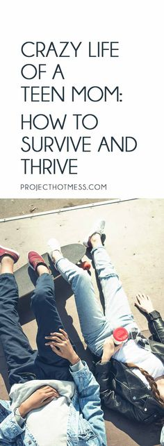 Teenagers are a whole new game as a parent, but there is a way you can survive and thrive in the crazy life of a teen mom, without going completely bonkers. Teenagers | Parenting Teens | Parenting | Parenting Advice | Mom Life | Parenting Goals | Parenting Ideas | Parenting Tips | Parenting Types | Parenting Hacks | Positive Parenting | Parenthood | Motherhood | Surviving Motherhood