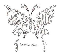 Image Search Results for name tattoo designs - Click image to find more Art Pinterest pins