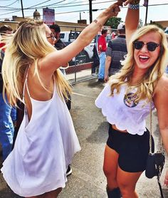 Texas Tech tailgate outfits