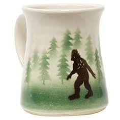 Stash Sasquatch tea mug