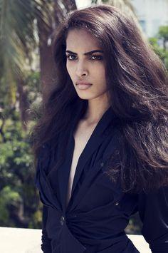 eisbaer-emily:  Indian model Rasika Navare