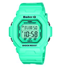 Baby G Casio, soldée 3J  69€ -30% = 48,30€