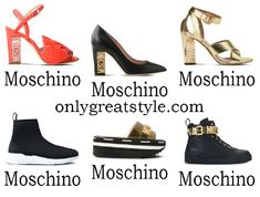 Moschino+shoes+spring+summer+2018+women's+new+arrivals