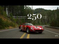 Car Porn: 1964 Ferrari 250 GTO (Video)