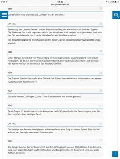 1159  - 1329  klick auf die Bildfläche für Daten der Zeittafel (www.bad-gandersheim.de/portal/seiten/zeittafel)