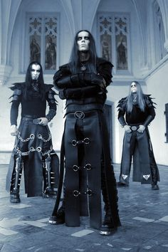 Behemoth. I used to love this band so much.
