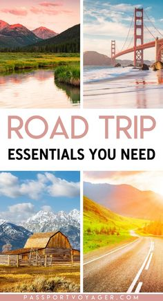 Planning an epic road trip? You need to read this post! Don't forget to pack these road trip essentials to stay safe. Here are 36 important things to remember on your next road trip adventure. From safety to snacks to awesome hacks, be sure to save this road trip packing list to help you make the most of your time in the car and help you enjoy your trip to the fullest! #roadtrip #packing #travel #packinglist #safetytips #roadtriphacks #tipsfortravel #howtopack #packinghacks