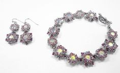 Jewel School Kit Project: Date Night Earrings and Bracelet
