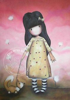 Pintura óleo sobre tela - Eleia Conti