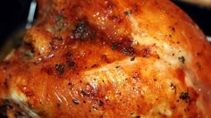 Roast Turkey Breast with Herb Butter ~ Rachael Ray, best most moist & favorable turkey breast ever!