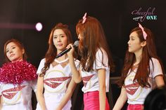 Snsd Yoona & Sooyoung & Jessica & Sunny