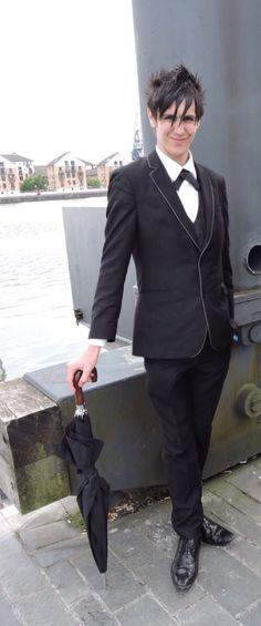 The Penguin @ London Comicon 2015