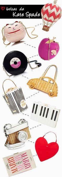 As bolsas (maravilhosas) da Kate Spade 2019 Bag Diy - Dior Purse - Ideas of Dior Purse - As bolsas (maravilhosas) da Kate Spade 2019 fun bags The post As bolsas (maravilhosas) da Kate Spade 2019 appeared first on Bag Diy. Dior Purses, Purses And Handbags, Dior Bags, Fashion Handbags, Fashion Bags, Skirt Fashion, Novelty Bags, Novelty Handbags, Diy Sac