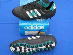 adidas TRIFOGLIO TEAM vintage football soccer boots 80`s 90`s uk 5 - 38 new | eBay