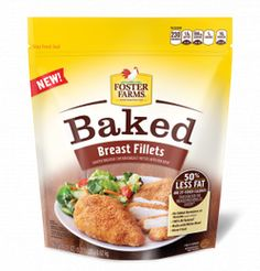 Foster Farms Baked Never Fried Chicken Review and Giveaway #FFBakedisBetter - Mom's Six Little Monkeys