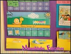 Calendario Educativo - Imprimible Gratis - Creciendo con Montessori