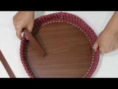 Crochet Motifs, Crochet Patterns, Plastic Baskets, Chrochet, Crochet Projects, Home Accessories, Handmade, Decorating Kitchen, Crochet Box