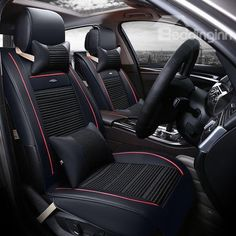 Easy Installation Fashional Design Style Universal Five #Car #Seat #Cover