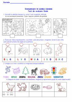 Educational Activities For Kids, Preschool Activities, Romanian Language, School Frame, Kids Math Worksheets, Alphabet Writing, Math For Kids, Kids Education, Classroom