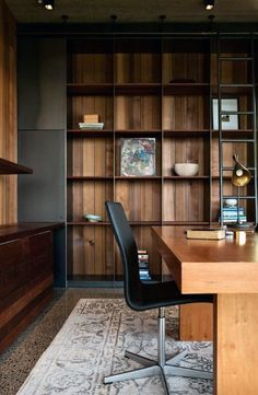Browse pictures of home office design. Here are our favorite home office ideas that let you work from home. Shared them so you can learn how to work. Office Cabinet Design, Home Office Cabinets, Office Interior Design, Home Office Furniture, Home Office Decor, Office Interiors, Home Decor, Office Ideas, App Office