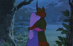 What about the entirely romantic fox love moment?