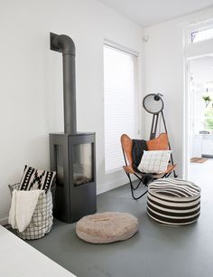 at home with interior stylist fleur holl.
