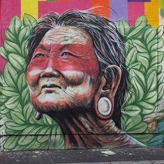 street art dinho bento
