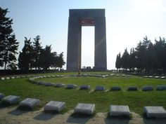 Çanakkale Şehitliği - www.turkosfer.com