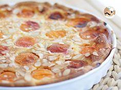 Tarta de albaricoque y hojaldre, Foto 3