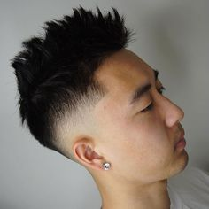 95 Wonderful asian Hair Style Black Spike asian Hairstyles Men, Best asian Hairstyles & Haircuts How to Style asian Hair, 40 Charming asian Hairstyles for Men Style asians, 29 Best Hairstyles for asian Men 2020 Styles. Trendy Mens Hairstyles, Faux Hawk Hairstyles, Hairstyles For Round Faces, Haircuts For Men, Asian Hairstyles, Men's Haircuts, Hairstyles 2018, Popular Haircuts, Trendy Hair