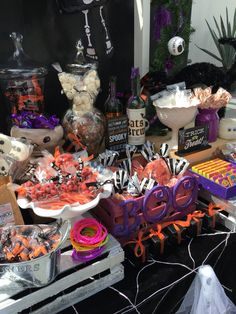 Candy de Halloween