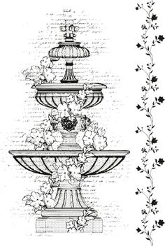 The Lakehouse - Clear Stamps