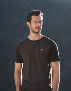 Every journey starts with a first step – take in the Arrowsmith. Made with top-quality eco focused materials. We included Modal, which is ecologically fabricated, ultra soft, and supremely breathable. Men's Tees.