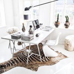 | Office | Home | Morning Light |  #frustilista#jennyhjalmarsonboldsen#home#office#interior#design#